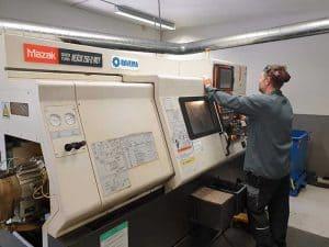 Stefan / Götlunda CNC Teknik AB