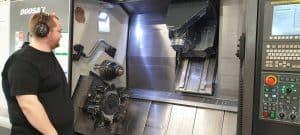 Hampus / Götlunda CNC Teknik AB
