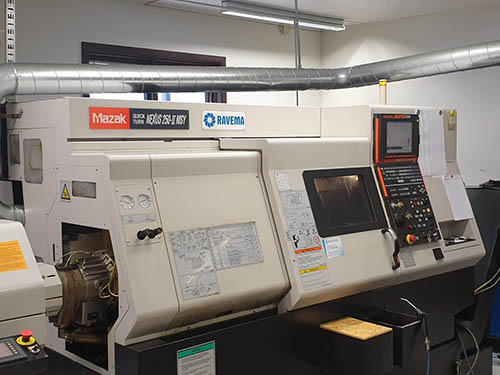 Mazak QuickTurn Nexus