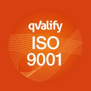 ISO 9001 certfierat företag